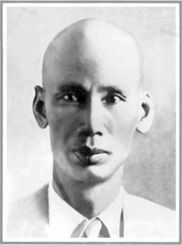 Chủ tịch Hồ Chí Minh năm 1934