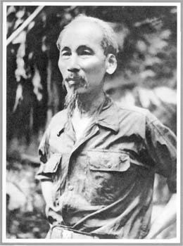 Chủ tịch Hồ Chí Minh năm 1954