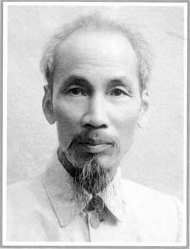 Chủ tịch Hồ Chí Minh năm 1957
