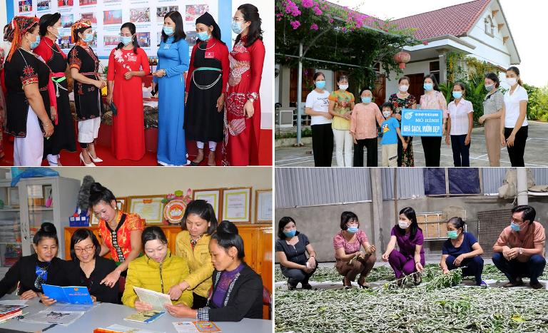 Chào mừng Đại hội đại biểu phụ nữ tỉnh Yên Bái lần thứ XVI, nhiệm kỳ 2021